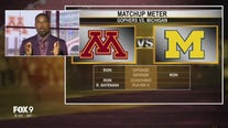 Gopher Pregame Show Matchup Meter