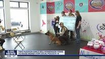 Girls in Hudson, Wisconsin raise money for K9 to get bulletproof vest