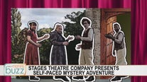 Stages Theatre presents self-paced scavenger hunt adventure