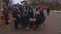 Native American community gathers to get out to vote in Minneapolis