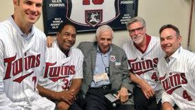 Minnesota sports teams, athletes react to Sid Hartman's death
