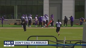 Vikings make roster moves amid bye week