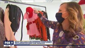 HalloweenCostumes.com unveils 2020's top kids' costumes