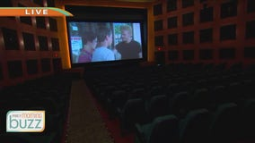 The Riverview Theater, open for popcorn and private screenings