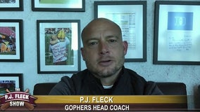 P.J. Fleck Show: After loss to Michigan, Gophers prep for Maryland