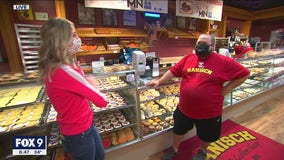 Red Wing bakery's election cookie poll seeing record turnout