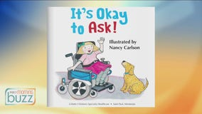 Celebrating our differences -- new book takes on bullying