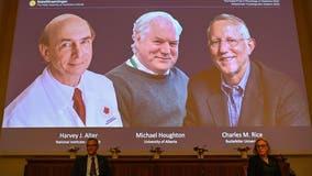 2 Americans, 1 British scientist win Nobel medicine prize