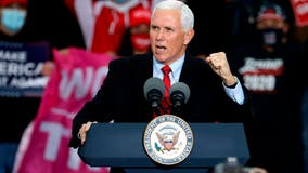 Pence headed back to Minnesota on Monday as Trump refocuses on state