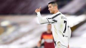 Cristiano Ronaldo tests positive for coronavirus, Portuguese soccer federation says
