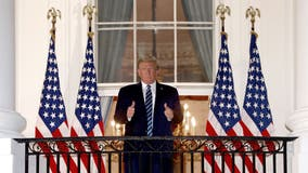 Experts say Trump's messaging on COVID-19 misguided