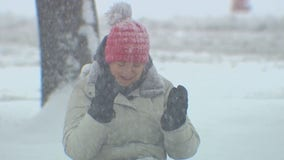 As Minnesotans embrace October snow, FOX 9's Karen Scullin does not