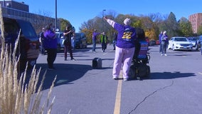 Home care workers rally at State Capitol calling for lawmakers' support amid pandemic