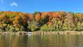Fall colors update: Twin Cities, southern Minnesota peaking this week