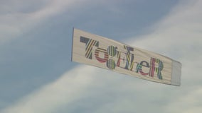 Banner flown over Minneapolis shares message of unity amid divisive election