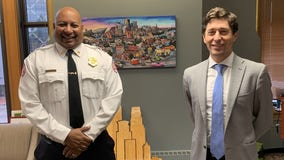 Mayor taps 25-year veteran Bryan Tyner to be next Minneapolis Fire Chief