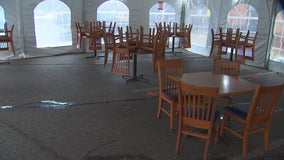Early snowfall is a blow for Minnesota restaurants using outdoor seating to survive pandemic
