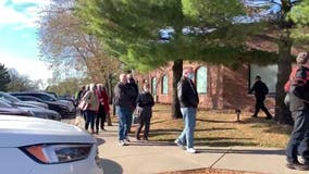 Long lines and waits at some Minnesota early voting sites