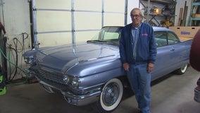 Vintage cars stolen from St. Paul auto shop - again