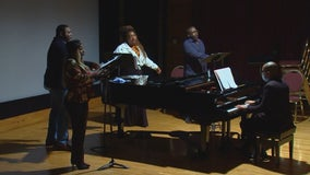 Performers honor George Floyd with opera tribute