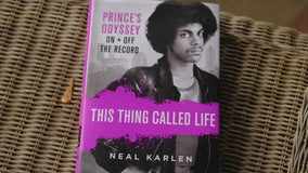 Minnesota author publishes Prince book detailing friendship with icon