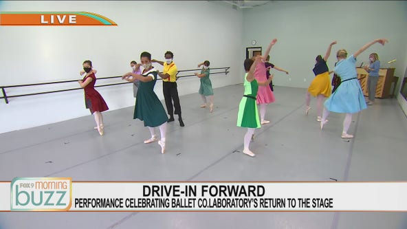 St. Paul ballet company plans drive-in performance