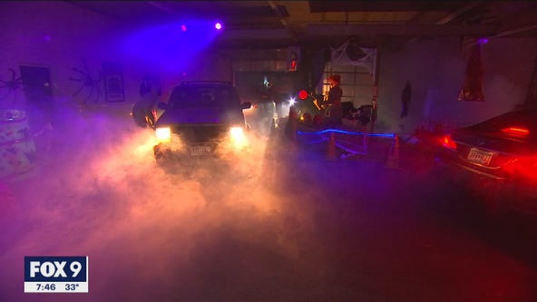 St. Paul car wash transforms into haunted house