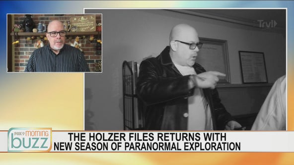 Minnesota's paranormal investigator Dave Schrader returns with new season of The Holzer Files