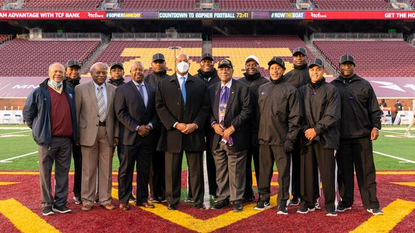 First all-Black officiating crew in Big Ten history calling Gophers game