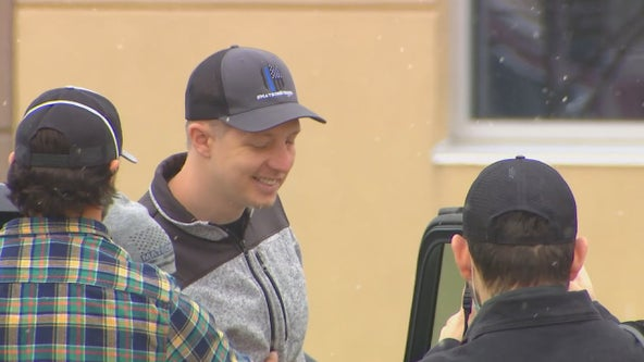 Donations pour in to purchase vehicle for Officer Matson