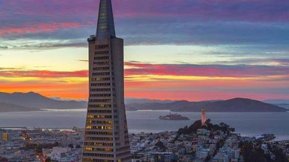 Sold! New York developer buys iconic San Francisco Transamerica Pyramid