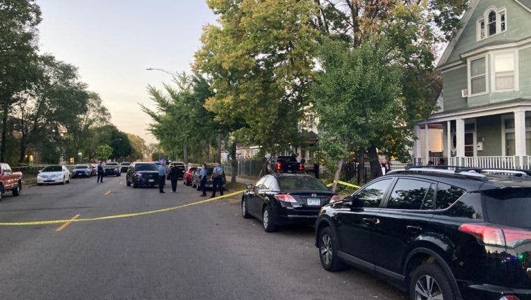Minneapolis Police shoot armed man