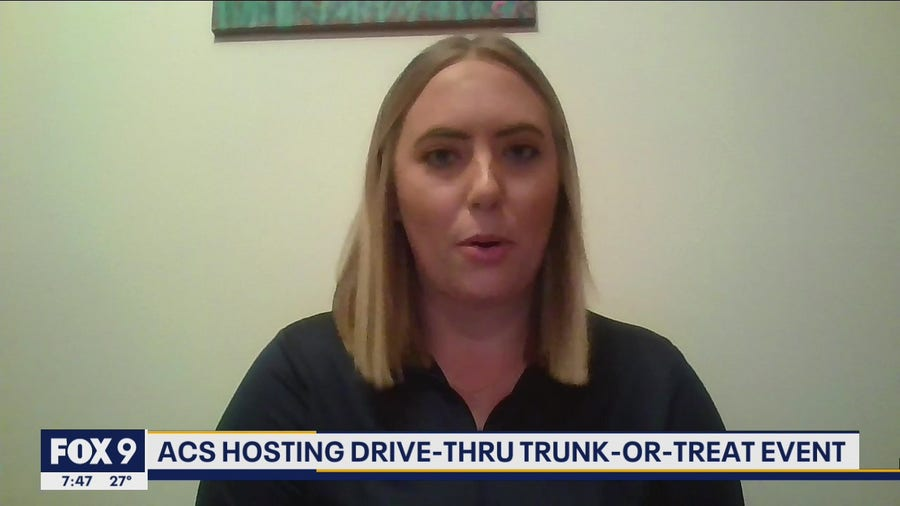 ACS hosting drive-thru Trunk or Treat event
