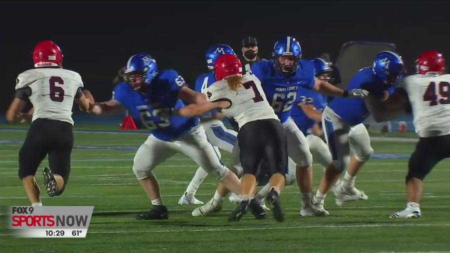 Minnesota high school football returns