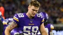 Vikings waive LS Austin Cutting