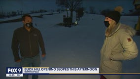 Buck Hill opens for the season