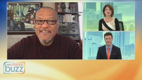 Hollywood star Laurence Fishburne talks to the Buzz about his new History Channel show