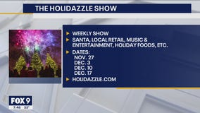 Holidazzle going virtual this year with appearances from Santa and more