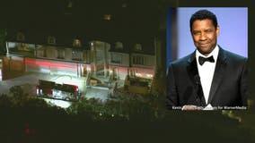 Denzel Washington 'safe' after reports of smoke at his Beverly Crest mansion
