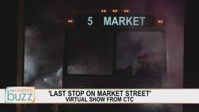 """Take a hip-hop joy ride with CTC's """"Last Stop on Market Street"""""""