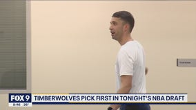 Timberwolves count down to their number one pick in the NBA Draft