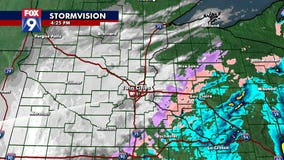 Minnesota State Patrol reports 280 crashes Tuesday as snow arrives