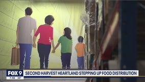 Hunger crisis grows as winter arrives - Second Harvest Heartland looking for support