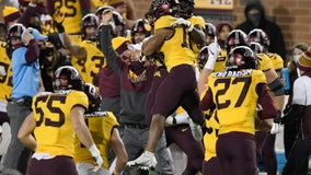 Gophers football will open 2021 season hosting Ohio State
