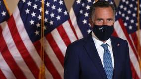 Sen. Romney slams President Trump's post-election efforts as 'undemocratic'