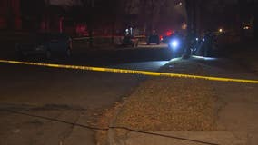 Man shot to death in car in Folwell neighborhood Tuesday morning