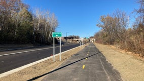 St. Paul's Ayd Mill Rd. to reopen Saturday with 3 lanes, bike lane