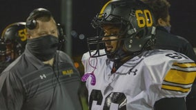 Burnsville football player reflects on her trailblazing journey to varsity