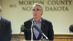 North Dakota governor changes tack and issues mask mandate