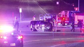 Both drivers under the influence in crash that seriously injured 1 in Golden Valley